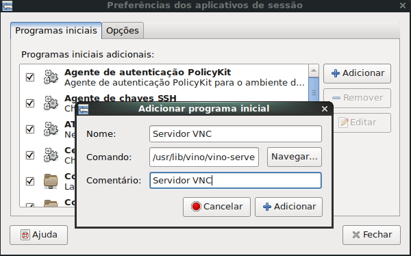 VNC no Debian 9 | TutorLinux